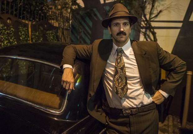 Vladimir Brichta é o protagonista de 'Cidade Proibida' (Foto: Mauricio Fidalgo/TV Globo)