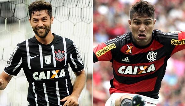 Líder recebe o rubro-negro carioca na 32ª rodada do Campeonato Brasileiro (Foto: Divulgação)
