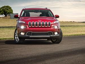 Jeep Cherokee Limited 2015 (Foto: Divulgação)