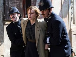 Cena do filme 'Sufragistas' (Foto: Divulgação)
