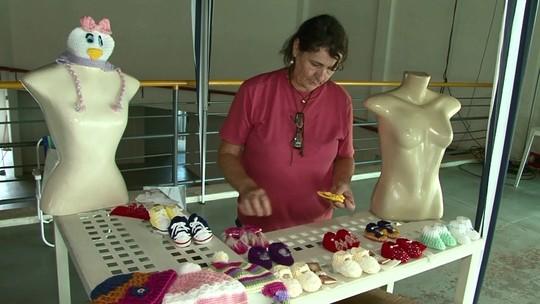 Feira de produtos artesanais 'Feito Aqui' é realizada em Paranavaí