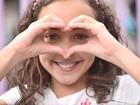 Celebrando aniversário no Dia das Crianças, Bianca Vedovato se compara a Tomtom