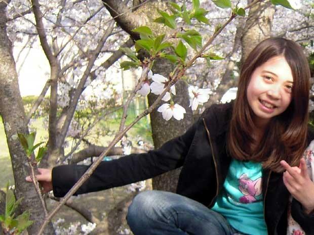 Gabriela Nichimura, de 14 anos, morreu após acidente no Hopi Hari (Foto: Arquivo Pessoal / Silmara Nichimura)