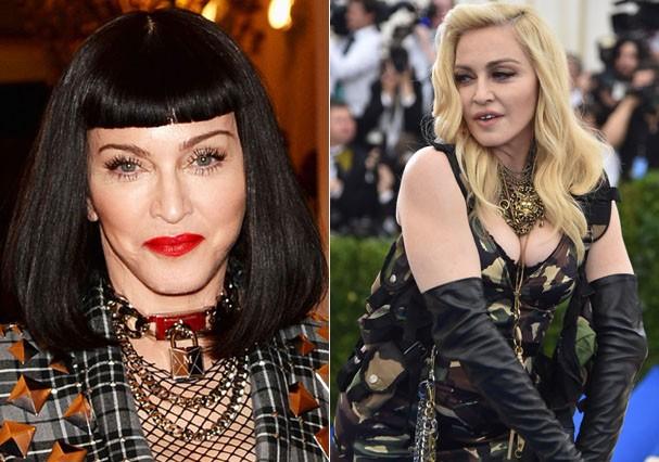 Madonna faz 59 anos: veja as mudanças de estilo (Foto: Reprodução/Getty Images)