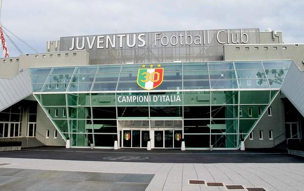novo estádio Juventus  (Foto: Cahê Mota / Globoesporte.com)