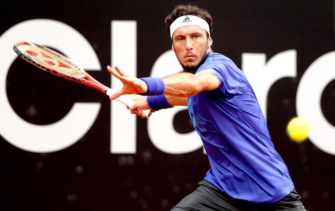 Juan Monaco, Rio Open Tenis (Foto: Getty Images)