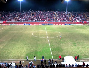 Arena Joinville JEC x Palmeiras (Foto: Marcelo Hazan)