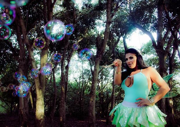 Solange Gomes (Foto: Jorge Badaue)
