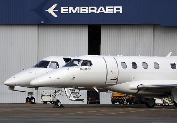 Resultado de imagem para Boeing e Embraer