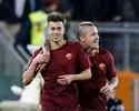 Roma goleia o Sampdoria e está nas quartas de final da Copa da Itália