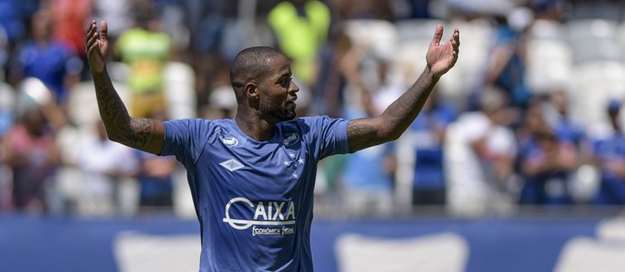 Dedé; Cruzeiro (Foto: Washington Alves/Cruzeiro)