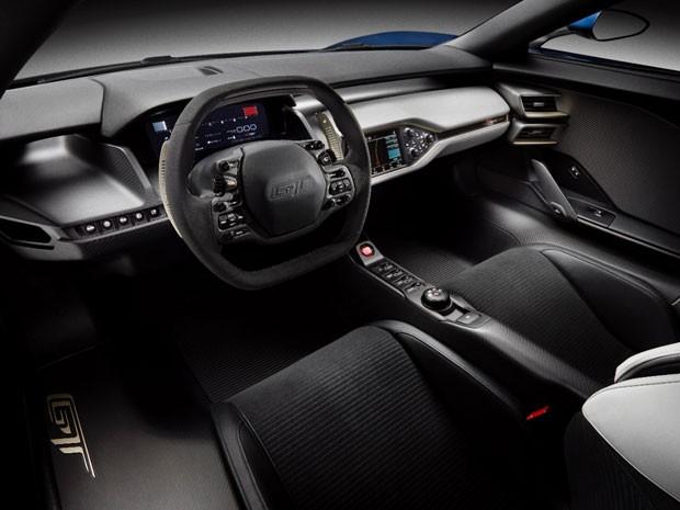 Novo Ford GT (Foto: Divulgação)