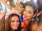 'BBB 17': Vivian adora fotos com famosos como Marquezine e Anitta