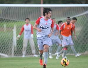 Tiago Real Náutico (Foto: Aldo Carneiro / Pernambuco Press)