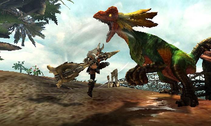 Monster Hunter Generations traz novidades à jogabilidade (Foto: YouTube)