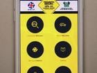 Aplicativo do Detran/RN informa sobre multas e oferece serviços