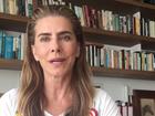 Maitê Proença usa camisa da Chapecoense em vídeo e se declara