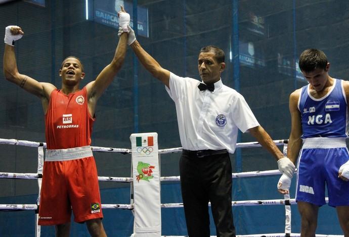 Carlos Rocha, boxeador capixaba (Foto: American Boxing Confederation)