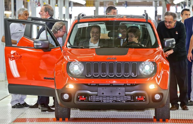 General motors recusa fus o com grupo fiat chrysler auto General motors jeep