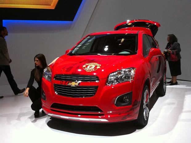 Chevrolet Trax (Foto: Priscila Dal Poggetto / G1)