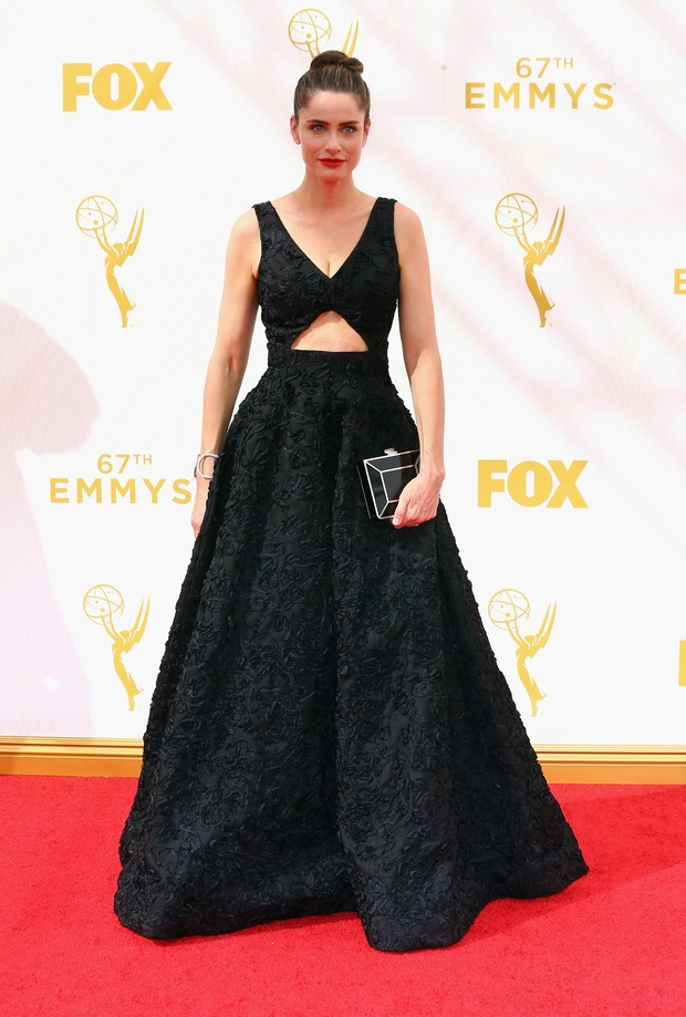 EMMY 2015 - Amanda Peet (Foto: Getty Images)