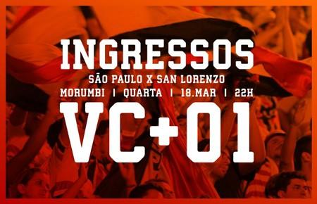 SPFC x São Bento