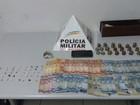 Idosa e neto são detidos por  tráfico de drogas em Governador Valadares