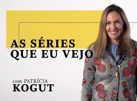 'As séries que eu vejo', com Patrícia Kogut (Foto: O Globo)