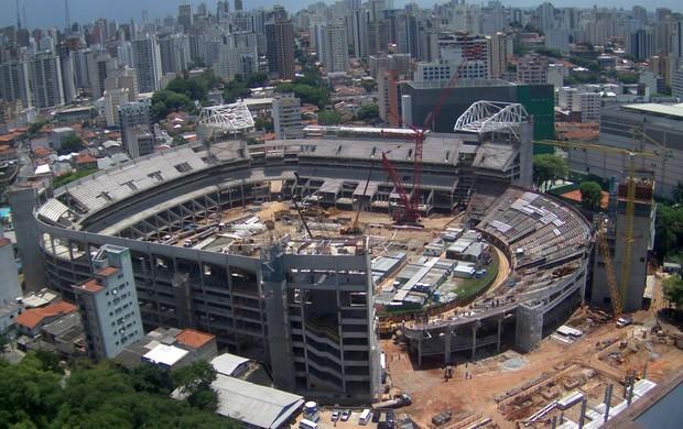 Arena Palestra Itália (Foto: Divulgação)