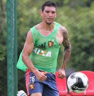 Mark González Sport (Foto: Aldo Carneiro / Pernambuco Press)