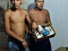 Suspeitos de tráfico são presos após usar crianças como escudo, no AM