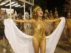 Ela voltou! Veja Juliana Paes no desfile da Viradouro