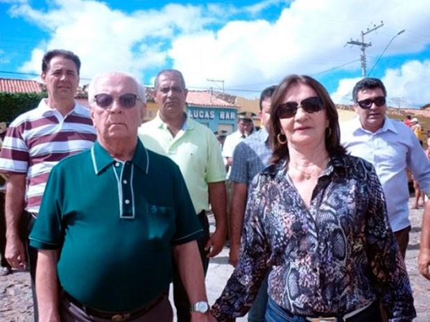 Prosópio - prefeito de Jussipe Bahia (Foto: Will Assunção/Jussi Up Press)