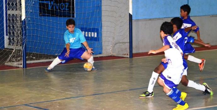 Futsal Roraima Sub-11 (Foto: Tércio Neto)