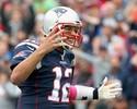 Com marcas históricas de Tom Brady, Pats batem os Jets e seguem invictos