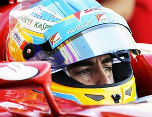 F1 Japão Ferrari Fernando Alonso  (Foto: EFE )