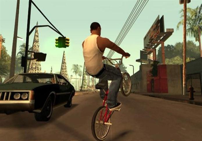 GTA: San Andreas (Foto: Divulgação)