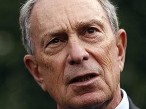 Prefeito de Nova York, Michael Bloomberg, em imagem de 27 de fevereiro (Foto: Kevin Lamarque/Reuters)