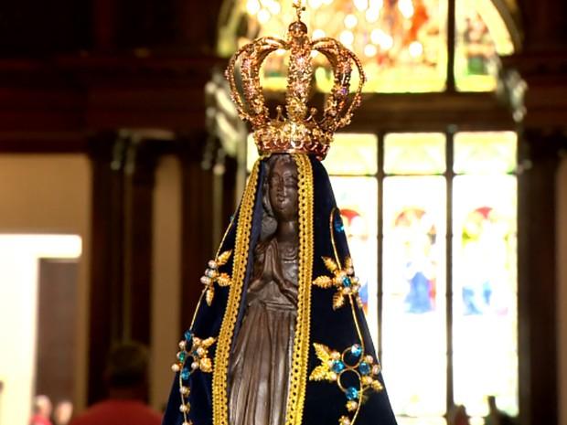 Imagem Original De Nossa Senhora Aparecida: Veja Os Horários De Missas Dedicadas à Nossa Senhora