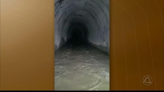 Água da transposição deve levar até 6 dias para encher 1º açude na Paraíba