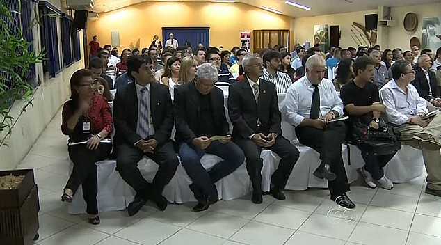 Universidade lança parque tecnológico, em Manaus (Foto: Bom dia Amazônia)