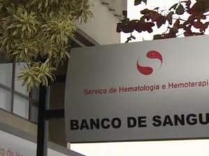 Doação de Sangue em São José dos Campos (Foto: Reprodução/TV Vanguarda)