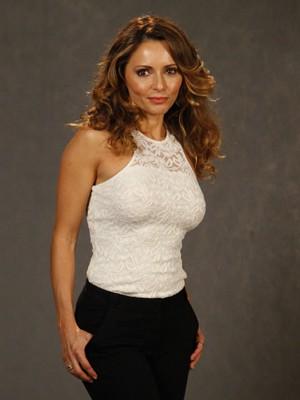 Rita Guedes aposta que Doralice marcará sua carreira (Foto: Flor do Caribe / TV Globo)