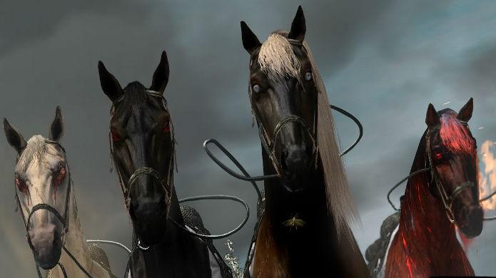 Red Dead Redemption tem muitas criaturas sobrenaturais (Foto: Divulgação/Rockstar)