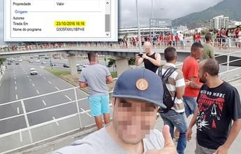 Justiça nega liberdade a corintiano que diz que não estava no Maracanã