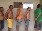 Presa quadrilha suspeita de assaltos a correspondentes bancários no Piauí