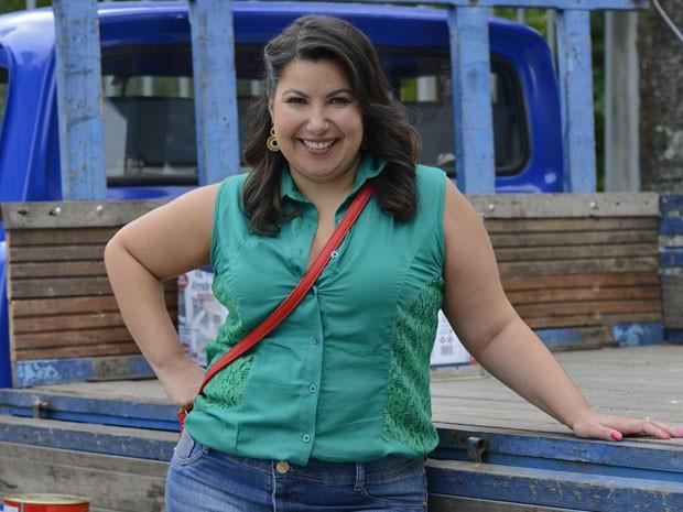 Mariana Xavier diz que pretende se casar (Foto: Ellen Soares/Gshow)