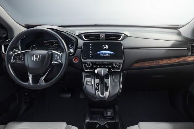 Novo Honda CR-V (Foto: Divulgação)