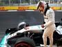 Hamilton assume culpa de incidente que lhe tirou chance de pole em Baku