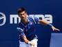Sem moleza, Djokovic bate Muller na estreia em Toronto e vai às oitavas